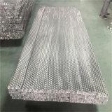 Âme en nid d'abeilles en aluminium de bâti en métal (HR687)