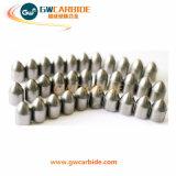 Botones esféricos del carburo de la resistencia de desgaste