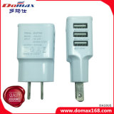Handy-Anschluss-Stecker-Aufladeeinheit 3 Pin USB-Celulares