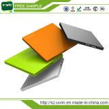 La Banca portatile sottile 2200mAh/2600mAh di potere con il campione libero