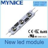 Einspritzung-Baugruppe des Großhandelspreis-LED mit Strahlungswinkel des Objektiv-160