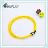 Câble de cordon de connexion de fibre optique de FC/LC/Sc/St/Mu/E2000/MPO