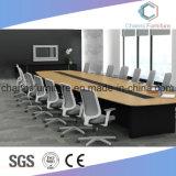 China-Lieferanten-hoher Grad-Schwarz-Farben-Versammlungstisch