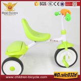 Triciclos del bebé del asiento del marco de acero y del plástico de la soldadura de TIG