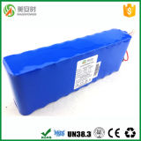 36V 4.4ah Rechargeable Lithium Battery voor Self Balancing