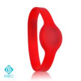 Прочный Wristband типа 1 Gen2 RFID чужеземца H3/H4 EPC для спортивного мероприятия