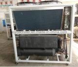 Refroidisseur d'eau refroidi par air industriel pour le chauffage et le refroidissement