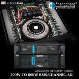 Serie del canal Fp8004 4, amplificador de potencia profesional de la clase H