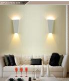 Lumière extérieure en aluminium de mur de prix concurrentiel