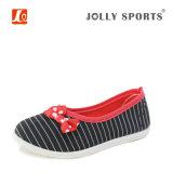 Chaussures occasionnelles vulcanisées par mode neuve d'enfants pour des filles de gosses