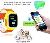 Android Cell Phone Smart Wrist Watch com posicionamento GPS + Wi-Fi