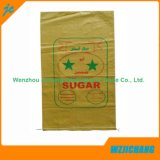 Sacchetto dello zucchero per 10kg pp tessuto