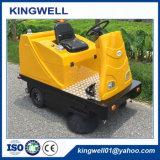 Électrique Conduire-sur la balayeuse de route à vendre (KW-1360)