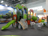 Kompaktes Wohnim freienspielplatz-Gerät Singapur (YL55486)