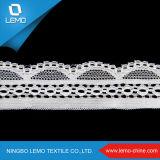 Disegno del tessuto chiffon dei Sarees del progettista del merletto di Lycra dello Spandex di Nylonh nuovo
