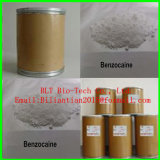 Benzocaïne locale de la distribution 94-09-7 de coffre-fort de l'analyse 99.9% de benzocaïne de maille de l'anesthésique 200/400