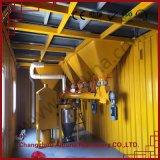 Envase-Tipo respetuoso del medio ambiente planta seca general del polvo de la producción del mortero