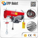 100kg-1200kg Hijstoestel van de Lift van de Kabel van de Draad van de PA het Elektrische