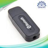 Mini Aux USB Bluetooth Áudio Adaptador de música receptor para áudio e carro