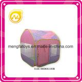 Смешная шина коробки шатра дома ребенка ягнится шатер