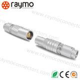 Câble va-et-vient circulaire de Pin de l'automobile 2 en métal au cable connecteur