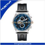 防水品質のスイスの人のクロノグラフの腕時計