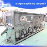 Conjunto completo de la fábrica del agua produciendo la embotelladora del agua mineral 5 galones