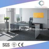 Moderner Möbel-Bürovorsteher-Schreibtisch-leeres Anfangsetikett