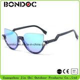 Sommer-Art-Plastikform-Sonnenbrillen für Frau