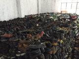 Используемый экспорт одежд к ботинкам Африки используемым высоким качеством в большом части