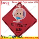 OEM de Baby van de Fabriek aan boord van de Sticker van het Teken van de Auto met Zuignap
