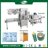Machine d'étiqueteur de chemise de rétrécissement de PVC de capacité plus élevée