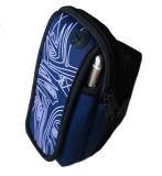 Späteste Entwurfs-Neopren-Handy-Beutel-Armbinde-Art mit justierbarem Band