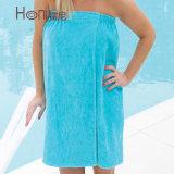 새로운 디자인 여자 포장 치마, 니스 보는 목욕 치마