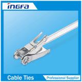 fascia ad alta resistenza dell'universale dell'acciaio inossidabile di larghezza di 10mm 20mm