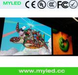 Visualización de LED de alquiler de interior del LED Dispay/P3.9/P4.8/P6.2/para la demostración del acontecimiento