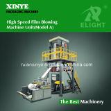 Unidade de máquina de sopro da película de alta velocidade