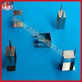 Metallo che timbra dissipatore di calore di alluminio utilizzato per l'adattatore di potere (HS-AH-007)
