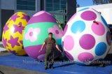 Oeufs gonflables de Pâques de qualité pour la publicité