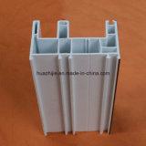 profils coulissants de PVC de porte coulissante de guichet de glissement de série de 88mm