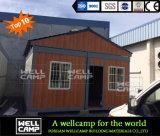 Einfaches faltendes Behälter-Haus für Luxuxlandhaus/Behälter-Landhaus