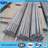 Barra rotonda d'acciaio 1.2080 della muffa fredda del lavoro dell'acciaio per costruzioni edili