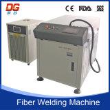 Máquina de soldadura de fibra óptica amplamente utilizada do laser da transmissão 600W