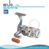 Вьюрок 10+1 рыболовства важной игры Bb свежей воды вьюрка Zoey рыболова отборный закручивая (Zoey 600)
