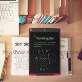 Tablilla de la escritura de Howshow 12inch LCD de la fuente de oficina para bosquejar de los cabritos