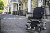 """새로운 접히는 힘 휠체어는, 접히는 불리한 경량 세륨 8 """" 12 """"를 1개 초 접히는 힘 전자 휠체어, Foldable 전자 휠체어 승인했다"""