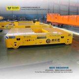 Carro de transferência material da grande tabela de aço para a indústria da planta de aço