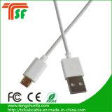 Samsung를 위한 고품질 두 배 측 USB 데이터 케이블