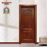 Отлитая в форму дверь качания меламина конструкции деревянная нутряная (GSP12-012)
