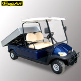 De goedkope Kar van het Golf van het voertuig van Elektrisch Nut 2 Seater met Lading